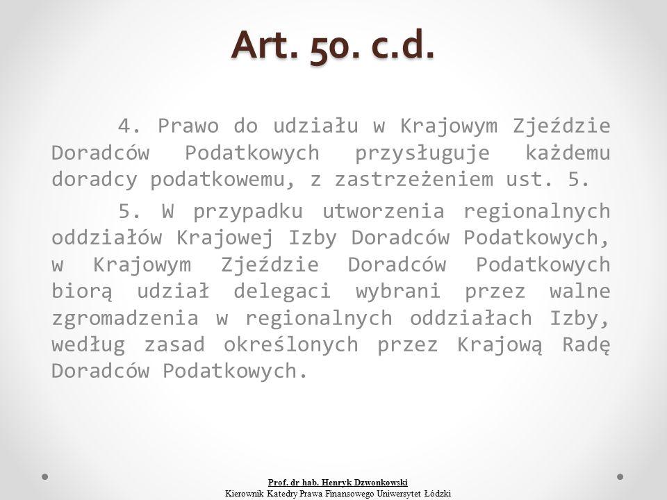 Art. 50. c.d. 4.