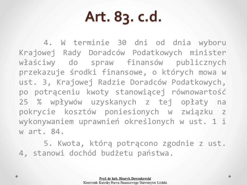 Art. 83. c.d. 4.