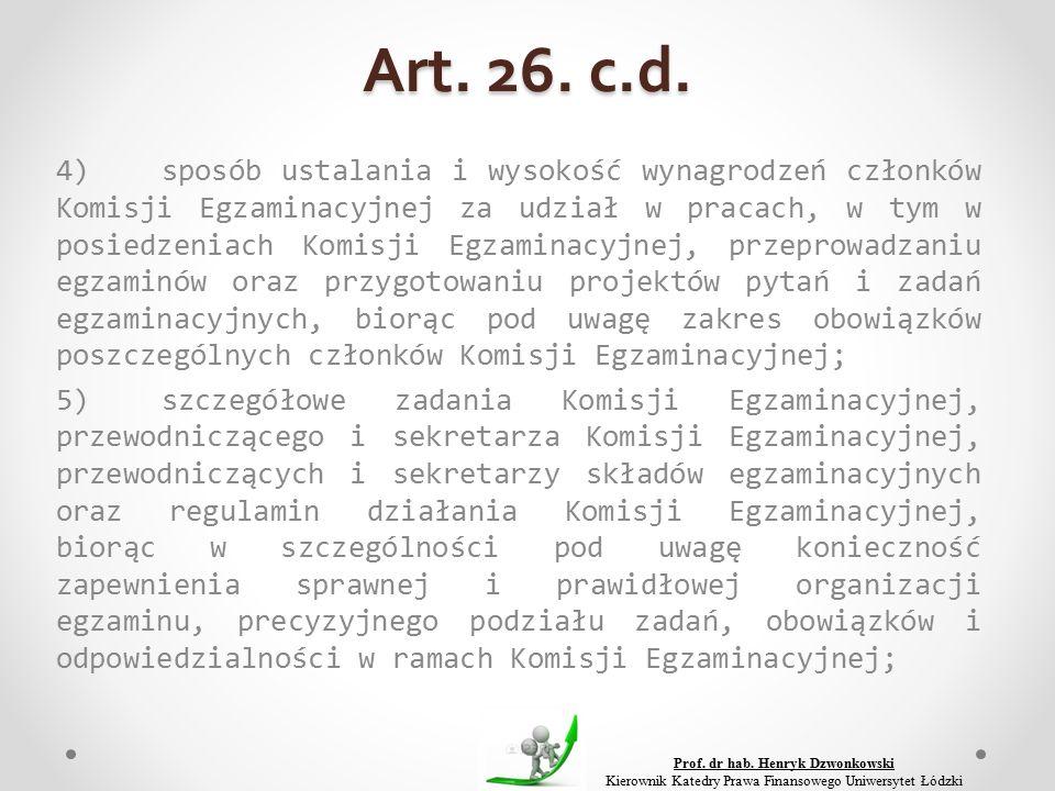 Art. 26. c.d.