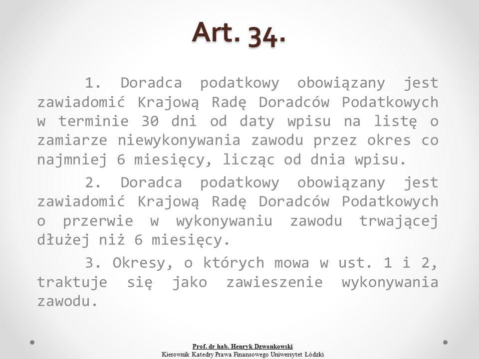 Art. 34. 1.