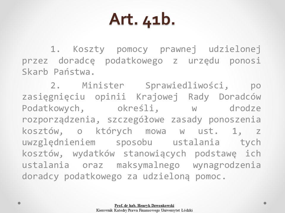 Art. 41b. 1.