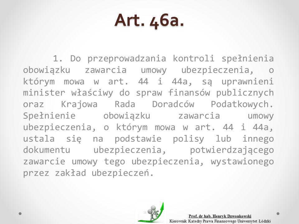 Art. 46a. 1.