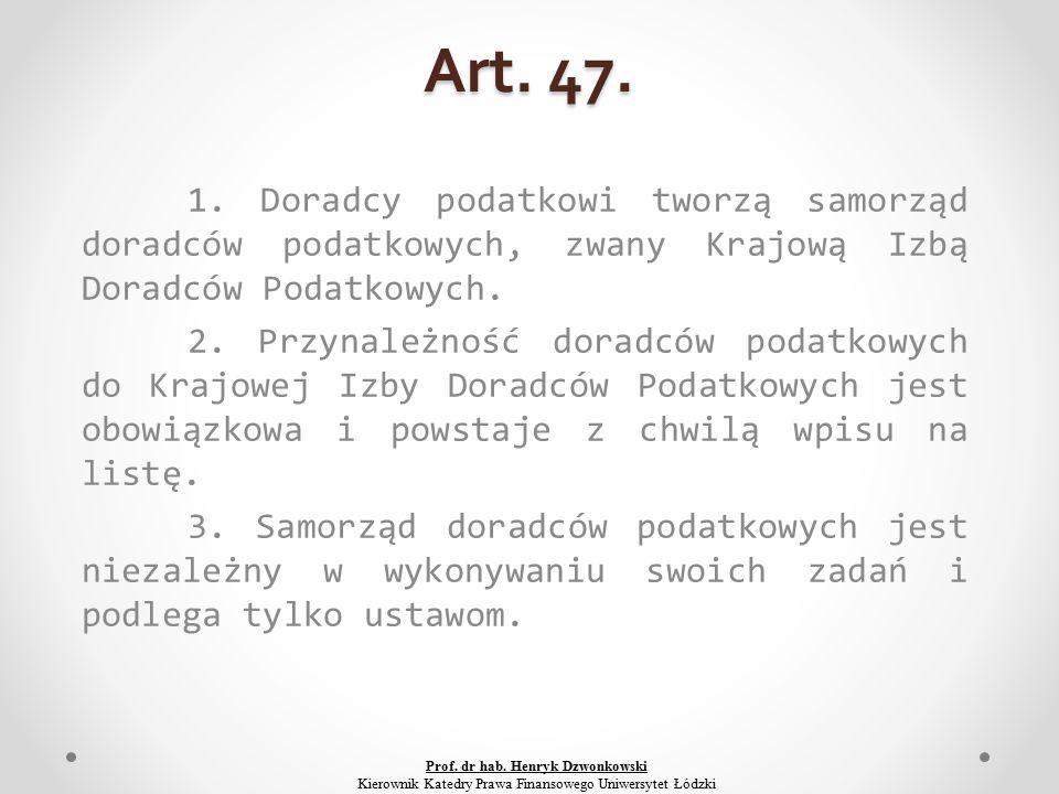 Art. 47. 1.