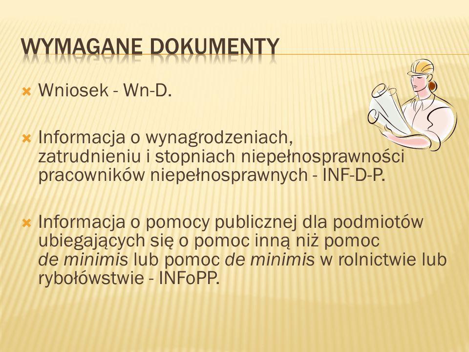  Wniosek - Wn-D.