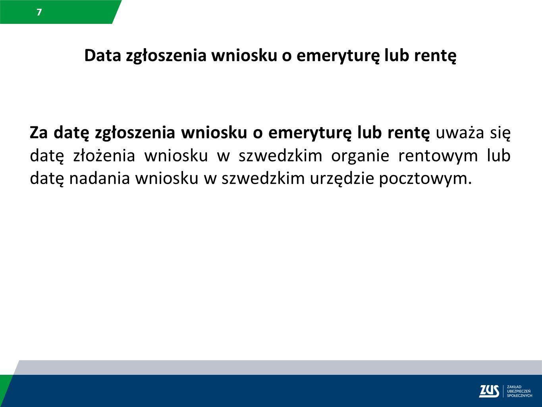38 Najniższe emerytury i renty dla osób, które spełniają warunki do przyznania świadczeń za wyłącznie polskie okresy ubezpieczenia Kwoty najniższych gwarantowanych świadczeń emerytalno-rentowych od 1 marca 2016 r.