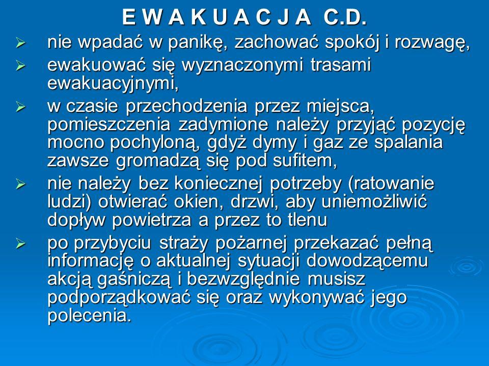 E W A K U A C J A C.D.