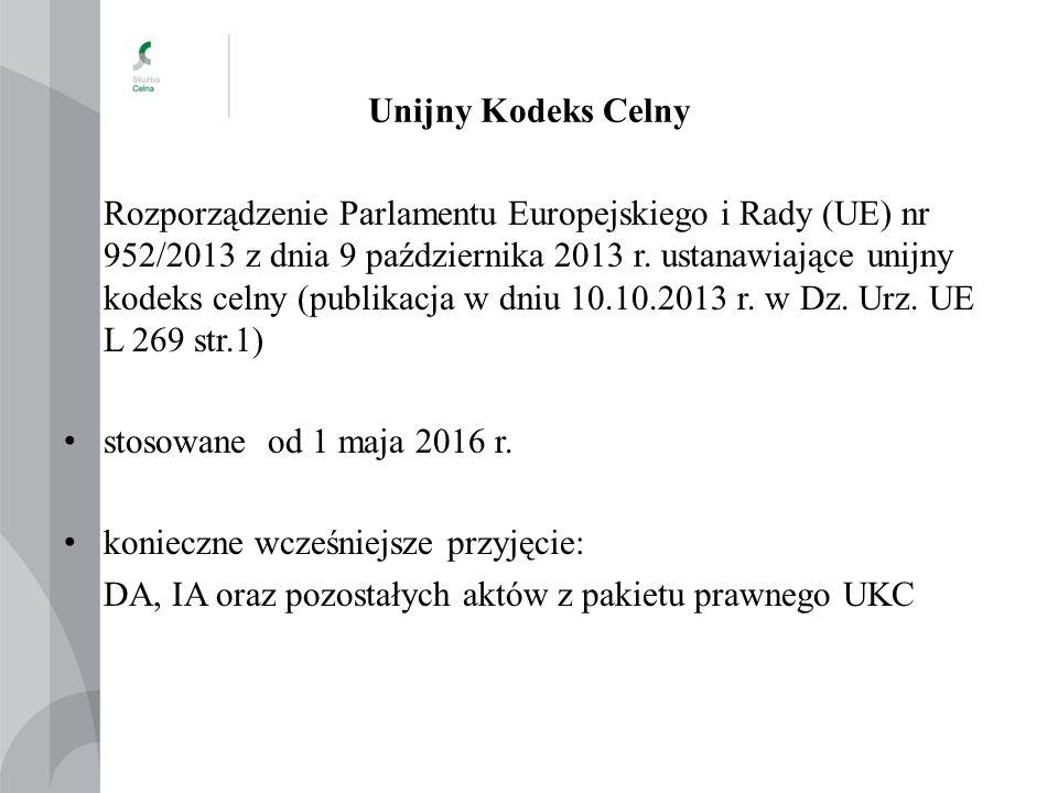 Rozporządzenia: delegowane i wykonawcze Rozporządzenie Delegowane Komisji (UE) 2015/2446 z dnia 28 lipca 2015 r.
