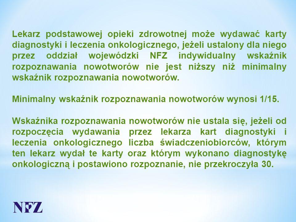 """Pytanie: """"Jak stosować karty DILO u chorych z rakiem urotelialnym pęcherza moczowego o wysokiej częstotliwości wznowy wymagający powtórnych elektroresekcji nawet kilkakrotnie w ciągu roku? Odpowiedź: Jeżeli zostały spełnione wszystkie kryteria umożliwiające wydanie karty DILO, należy wydać kartę, zaplanować leczenie (Konsylium) i otworzyć etap """"Leczenie , który należy pozostawić otwarty tak długo, jak wymaga tego proces leczenia."""