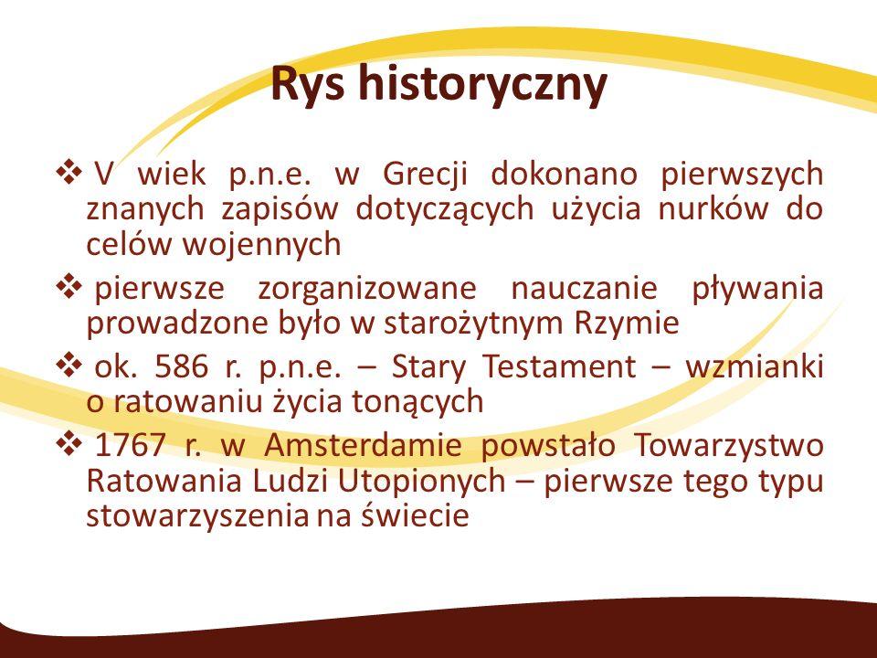Rys historyczny  V wiek p.n.e.
