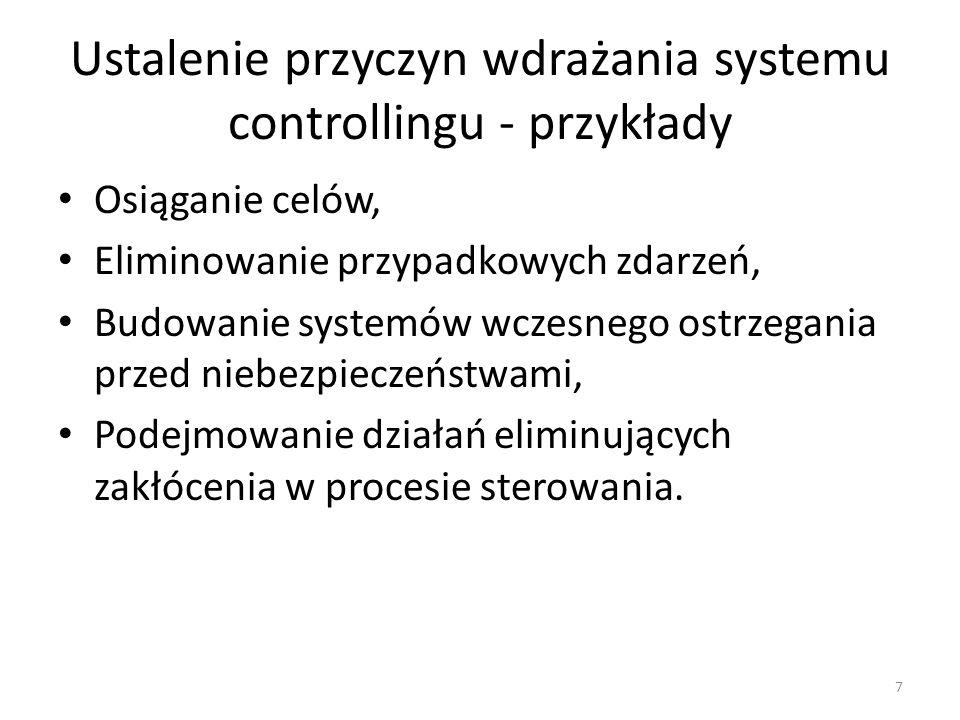 Plan kont Zastosowana w planie kont struktura według zespołów kont jest zgodna z wytycznymi dla sporządzania Rachunku Z+S.