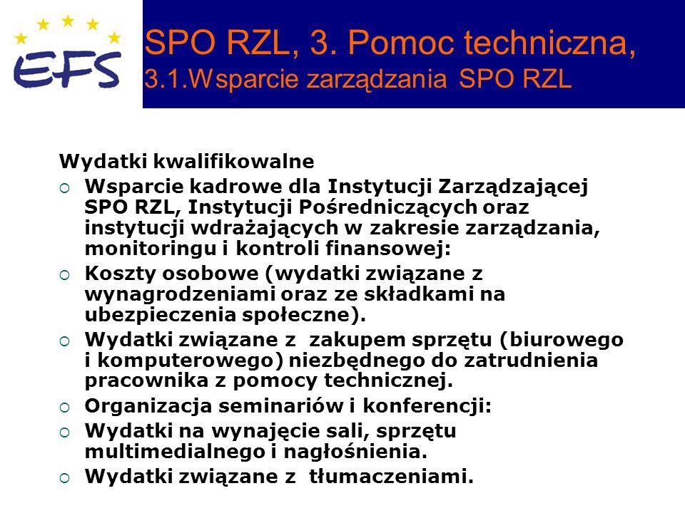 SPO RZL, 3.