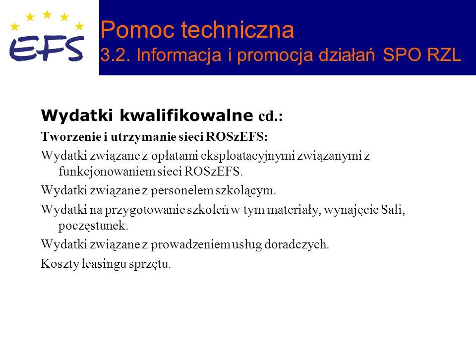Pomoc techniczna 3.2.