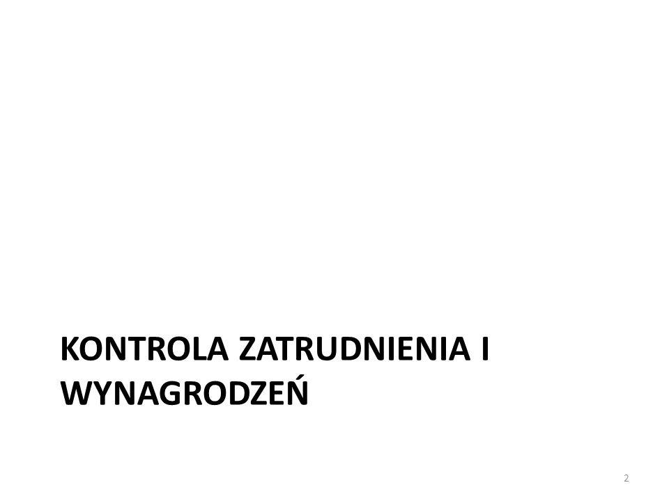 Dokumentacja źródłowa wynagrodzeń Lp.Nazwa dokumentu 1.Regulamin wynagradzania.