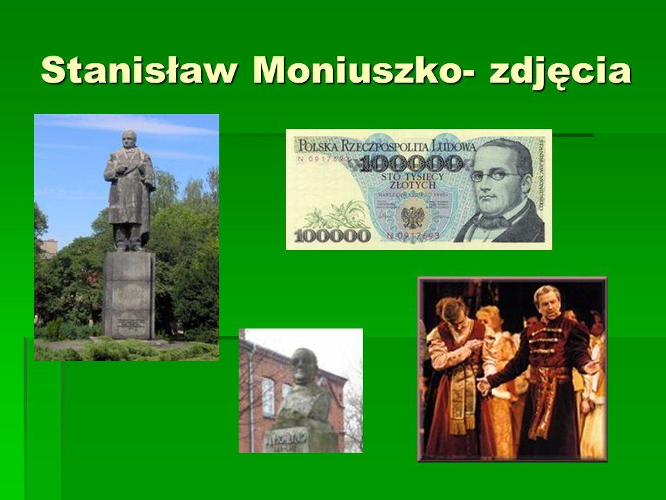Stanisław Moniuszko- zdjęcia