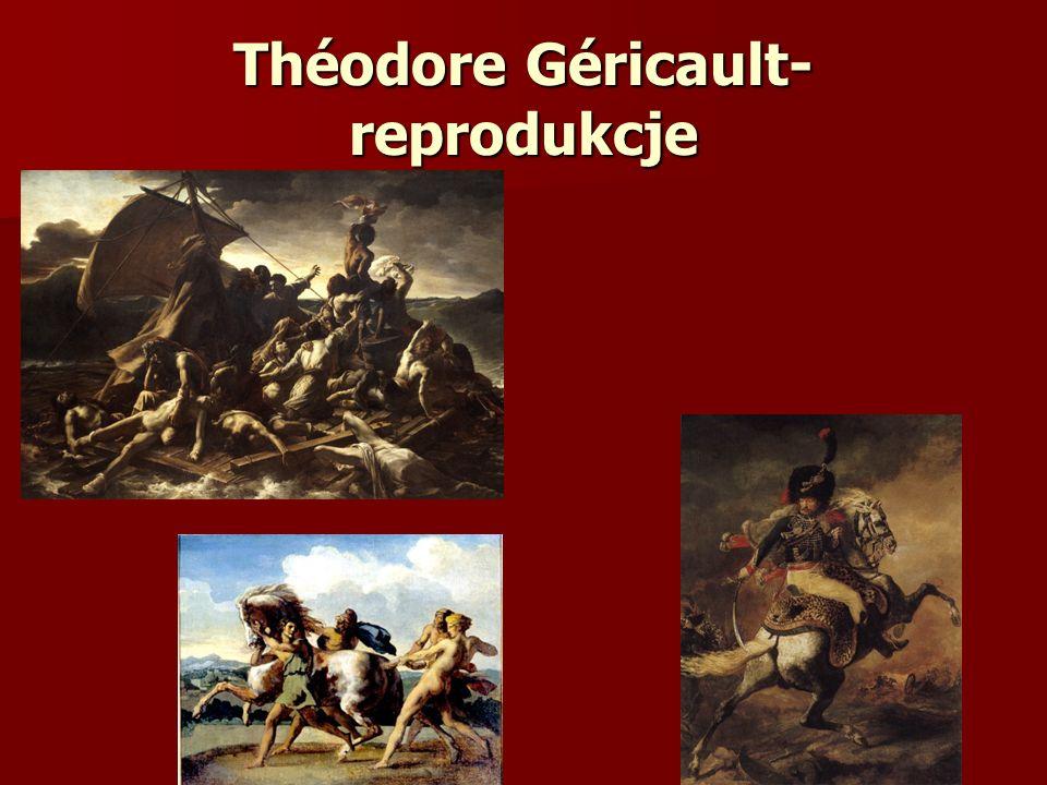 Eugène Delacroix- informacje  Ferdinand Victor Eugène Delacroix (ur.