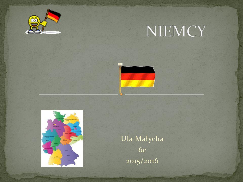Ula Małycha 6c 2015/2016