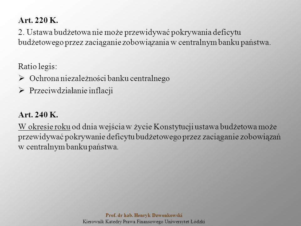 Art. 220 K. 2.
