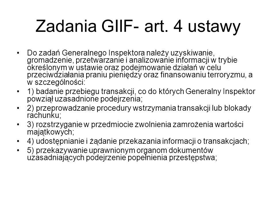 Zadania GIIF- art.