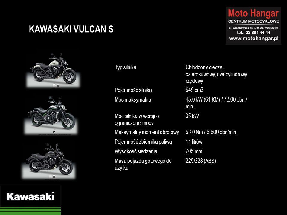 Typ silnikaChłodzony cieczą, czterosuwowy, dwucylindrowy rzędowy Pojemność silnika649 cm3 Moc maksymalna45.0 kW (61 KM) / 7,500 obr.