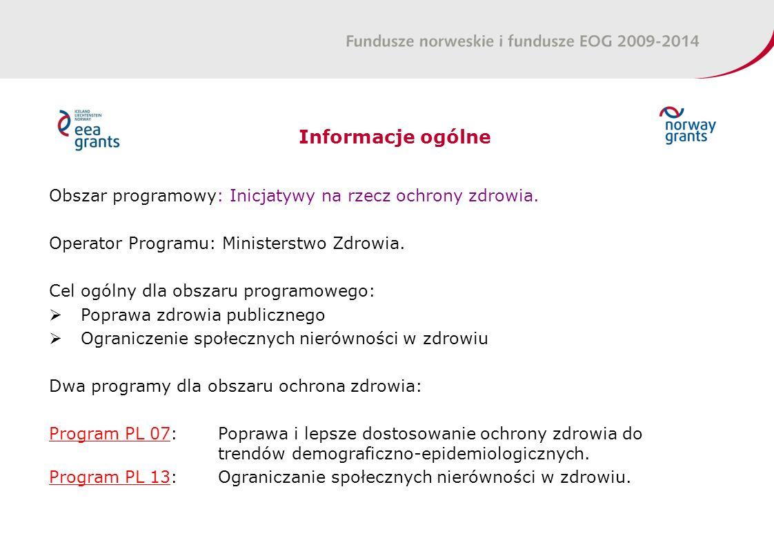 Program PL07 Płatności dla beneficjentów : Zaliczka w wys.