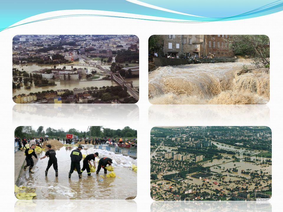Kolejna groźna powódź wystąpiła w 2010 roku.