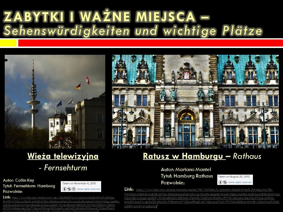Hamburg mieści się w północnej części Niemiec. Jest miastem na prawach kraju związkowego.