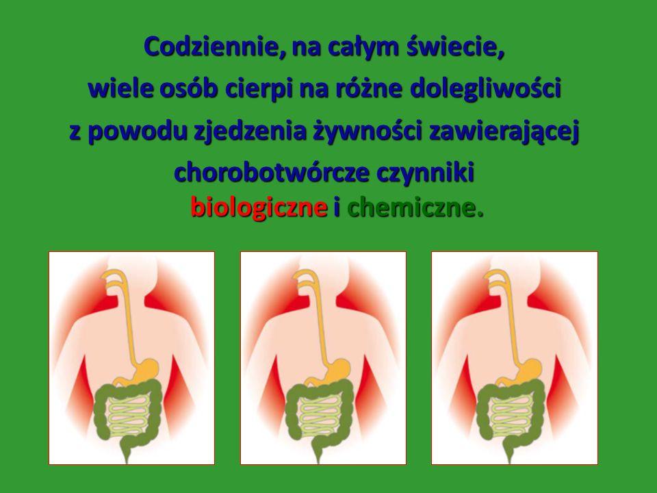 NATURALNIE WYSTĘPUJĄCE TOKSYNY NATURALNIE WYSTĘPUJĄCE TOKSYNY - mykotoksyny (np.