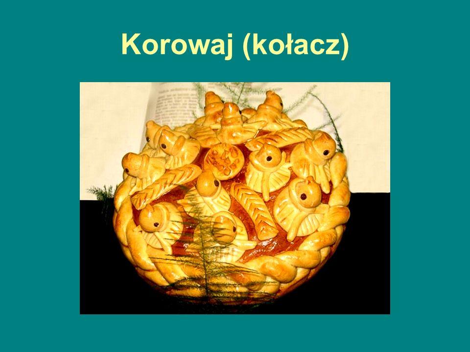 Korowaj (kołacz)