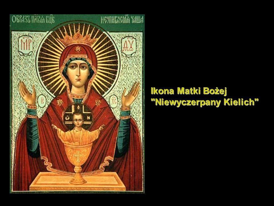 Częstochowska Ikona Matki Bożej Należy do ikon cieszącą się w Kościele rzymskokatolickim największym kultem wiernych.