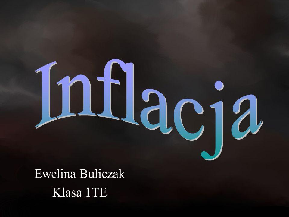 Ewelina Buliczak Klasa 1TE