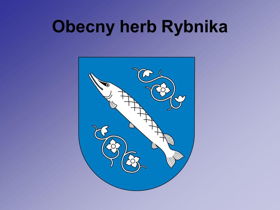 Obecny herb Rybnika
