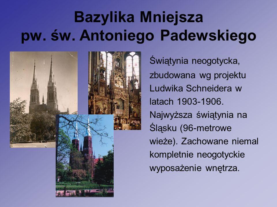 Bazylika Mniejsza pw. św.