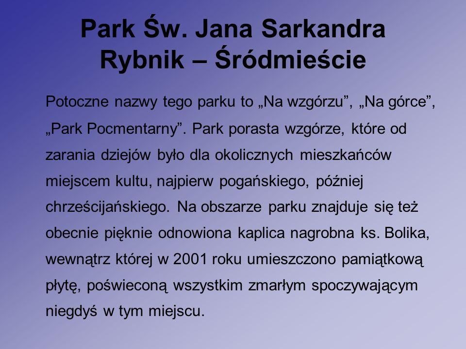 Park Św.
