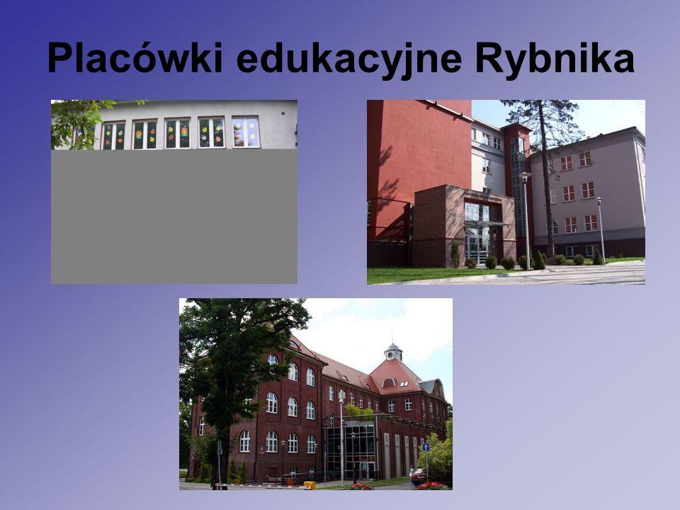 Placówki edukacyjne Rybnika