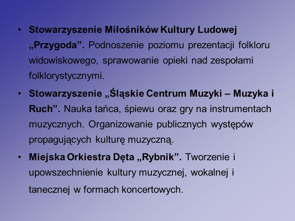 """Stowarzyszenie Miłośników Kultury Ludowej """"Przygoda ."""
