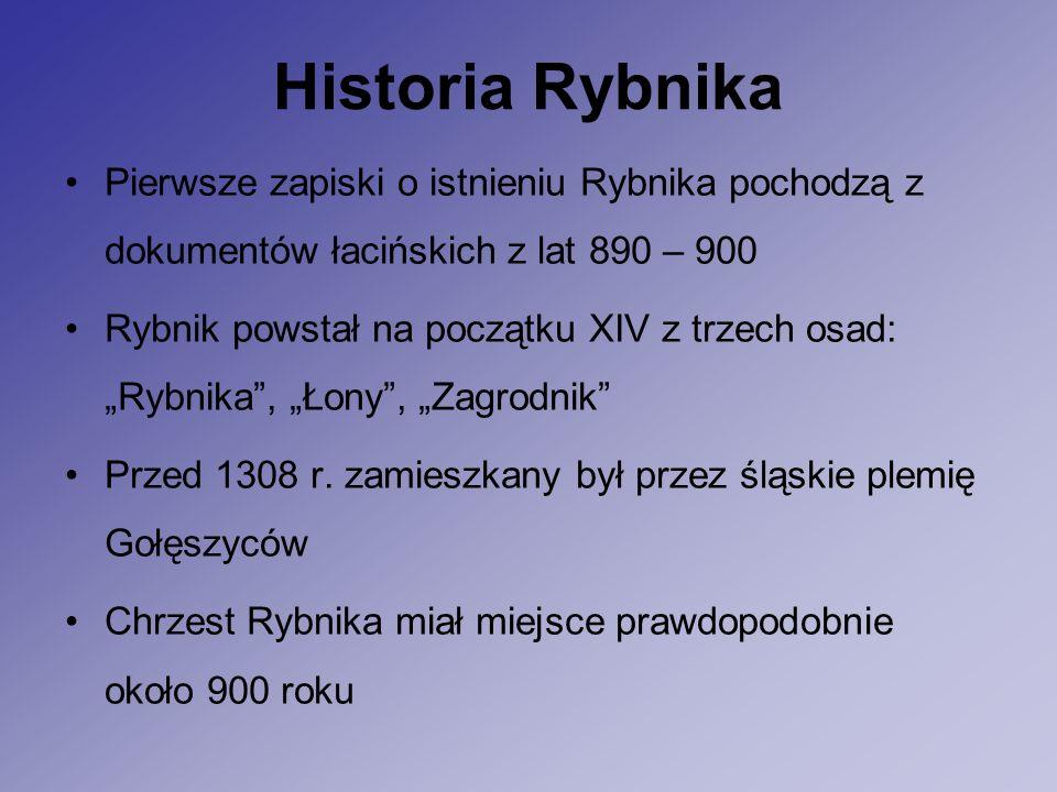 Inwestycje komercyjne W ostatnich latach prywatny kapitał zainwestował w Rybniku 470 mln zł i dał bezpośrednie zatrudnienie prawie 3 tys.