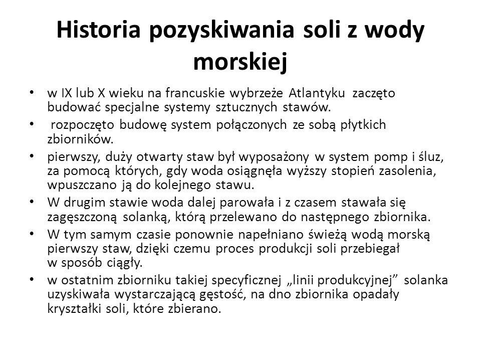 Chlorek sodu Chlorek sodu - sól kuchenna i kamienna jest w Polsce wydobywany w okolicy Wieliczki, Bochni, Kłodawy i Inowrocławia.