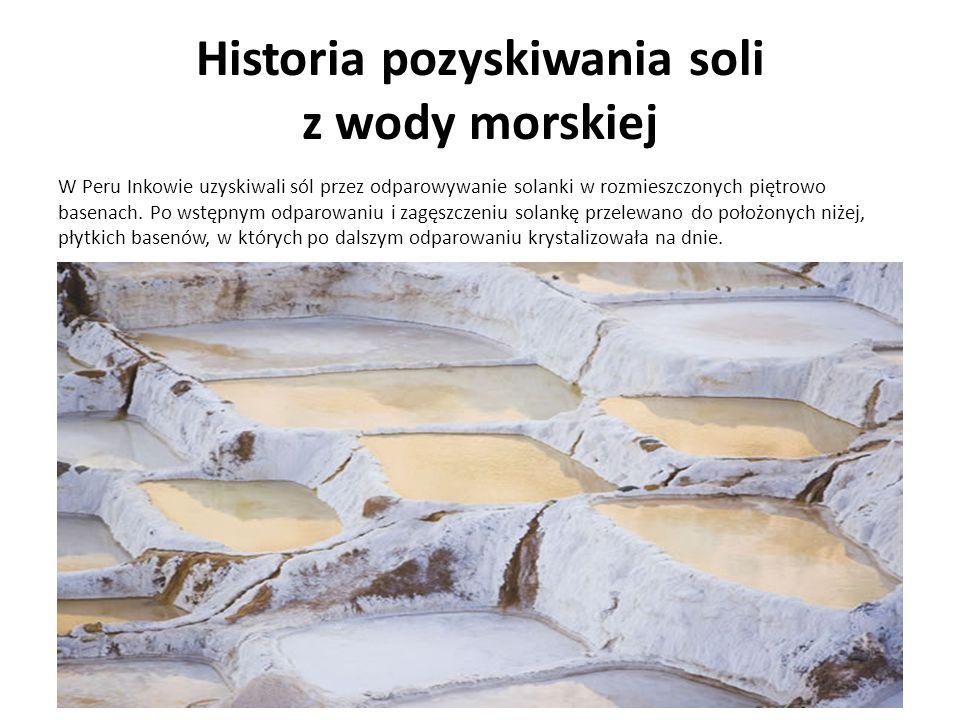 Geneza powstania soli Naturalna sól krystaliczna jest najwartościowszą formą soli naturalnej.