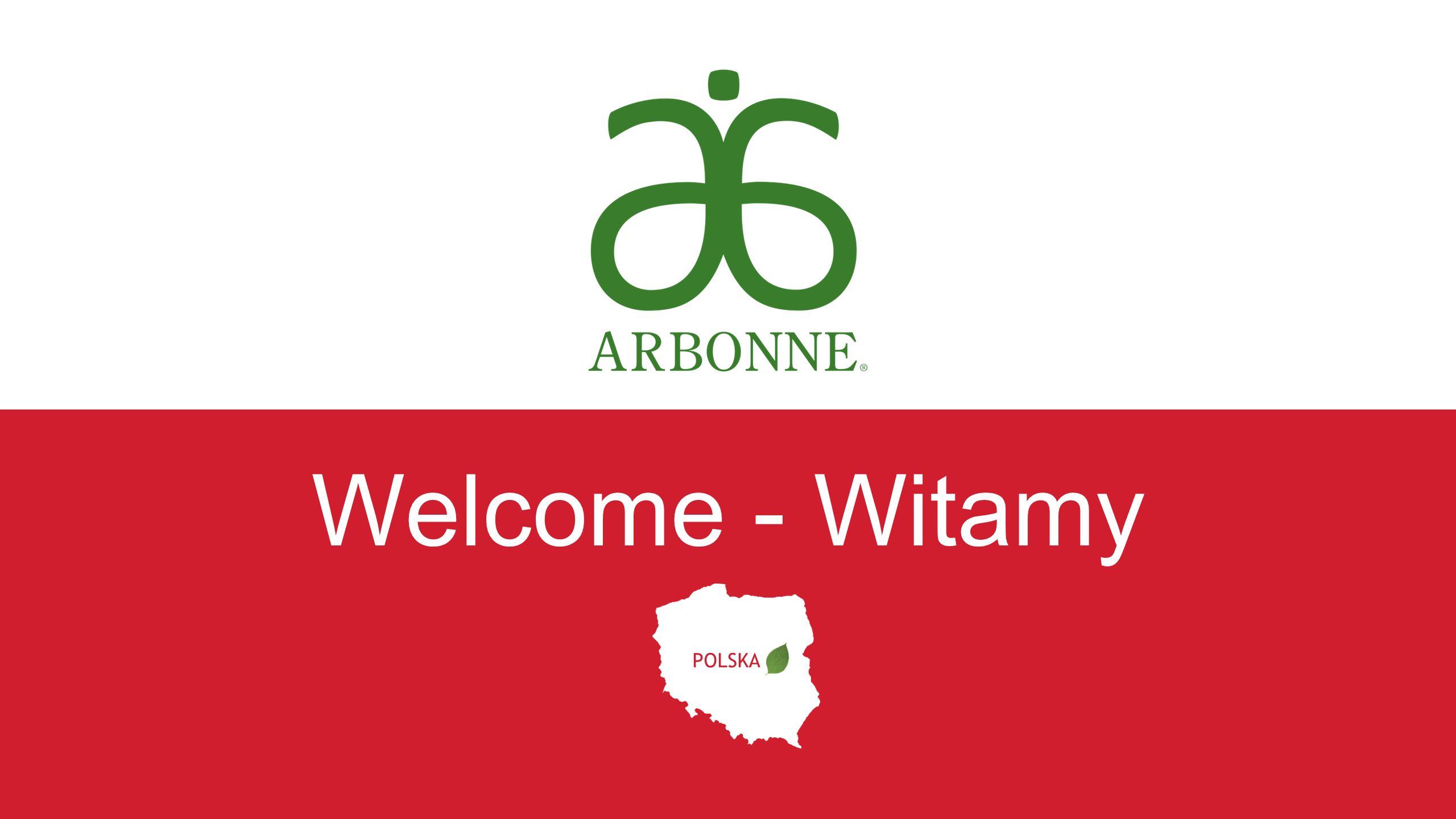 1 POLSKA Welcome - Witamy