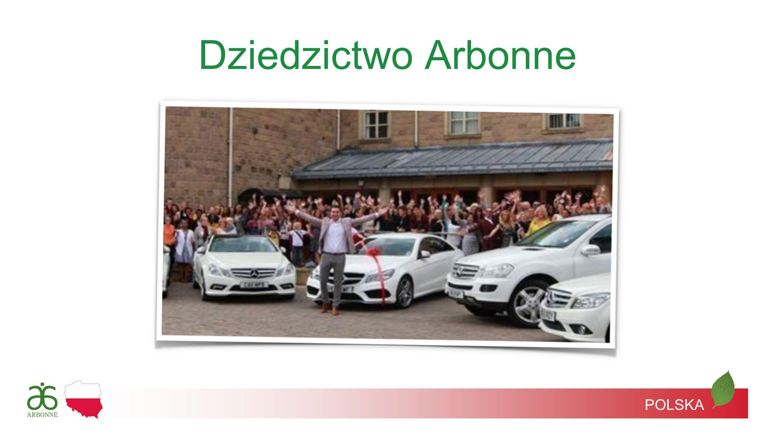 Dziedzictwo Arbonne POLSKA