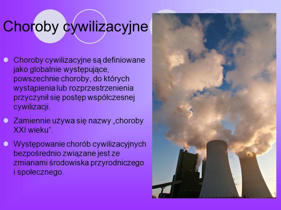 Bilans XX wieku Rozwija się przemysł, technika, wzrasta zanieczyszczenie środowiska, ludzi nękają nowotwory, zawały serca, klęski żywiołowe.