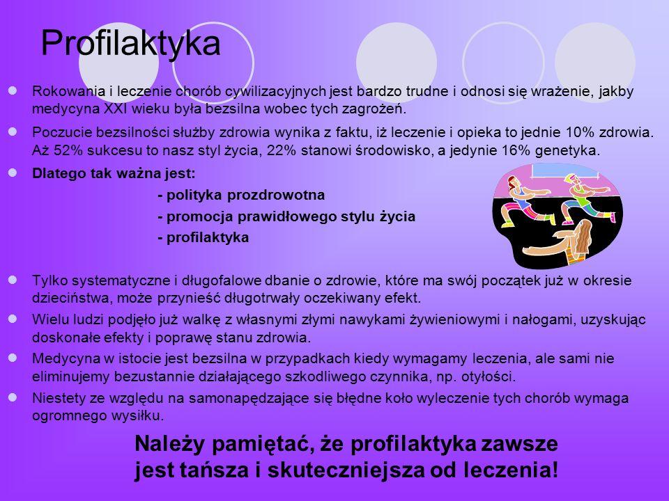 Choroby układu krążenia W Polsce na choroby układu krążenia umiera prawie dwa razy więcej osób niż w pozostałych krajach Unii Europejskiej.