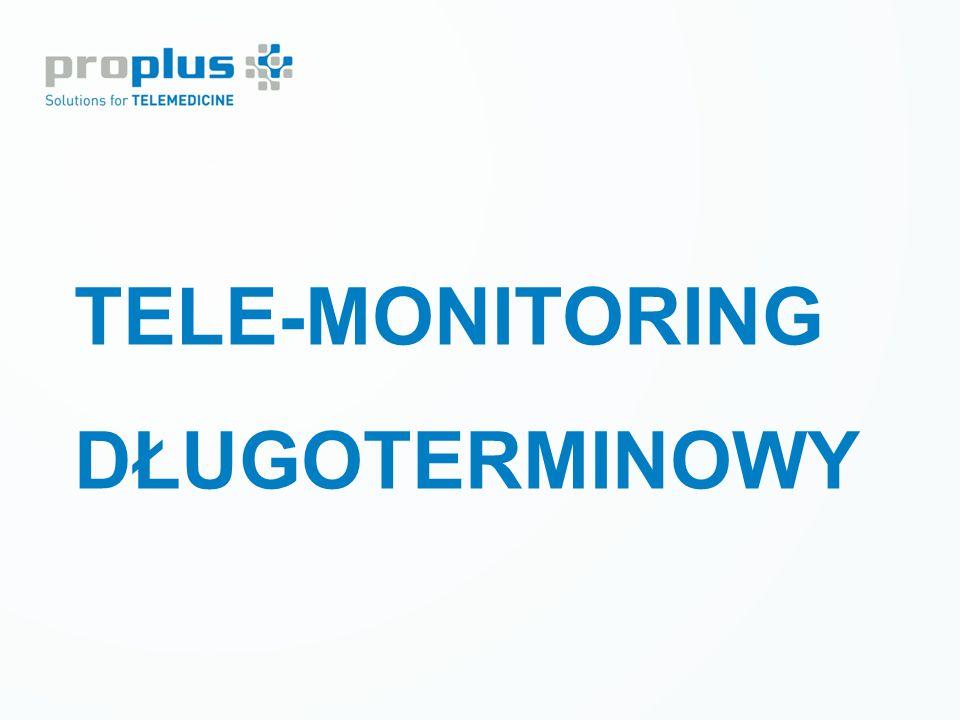 Prewencja wtórna LECZENIE CUKRZYCY Tele-monitoring krótkoterminowy TELE-MONITORING DŁUGOTERMINOWY