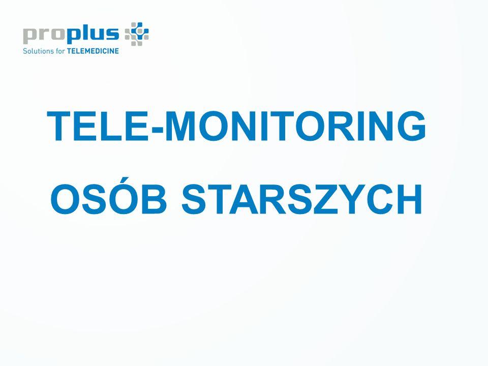 Prewencja wtórna LECZENIE CUKRZYCY Tele-monitoring krótkoterminowy TELE-MONITORING OSÓB STARSZYCH