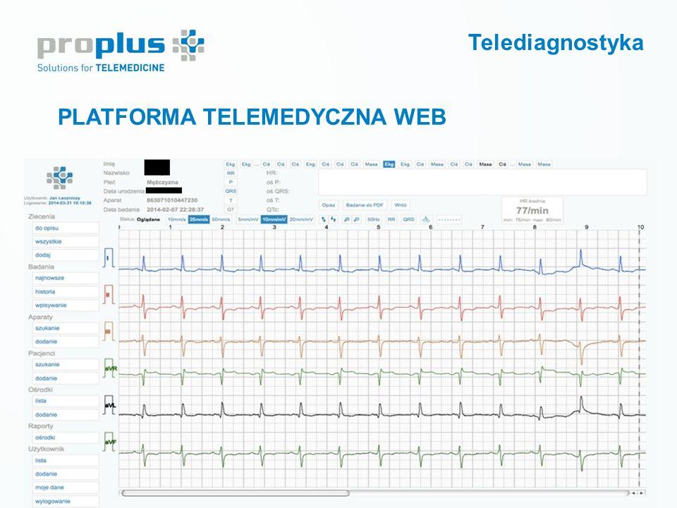 PLATFORMA TELEMEDYCZNA WEB