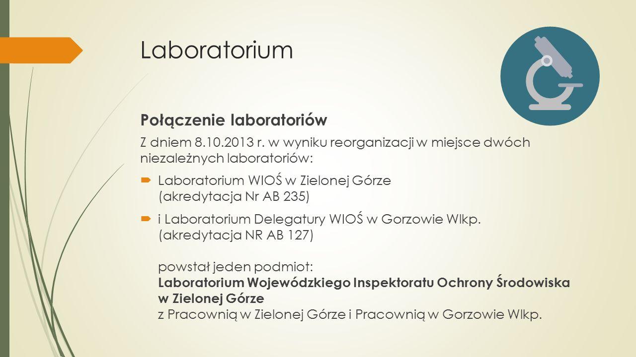 Laboratorium Z dniem 8.10.2013 r.