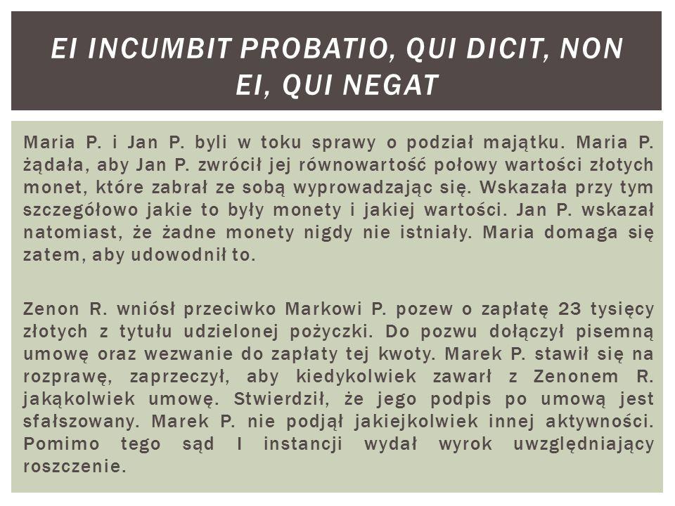 Powódka: Anna K.ul. Podgórska 6 30-008 Kraków Pozwany: Andrzej K ul.