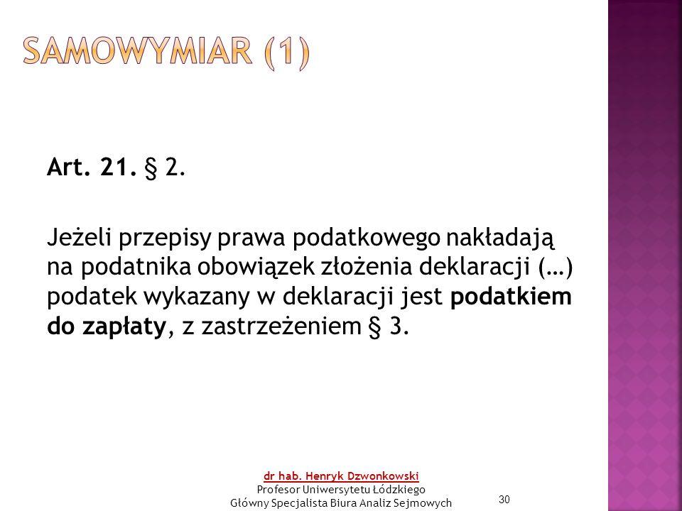 Art. 21. § 2.