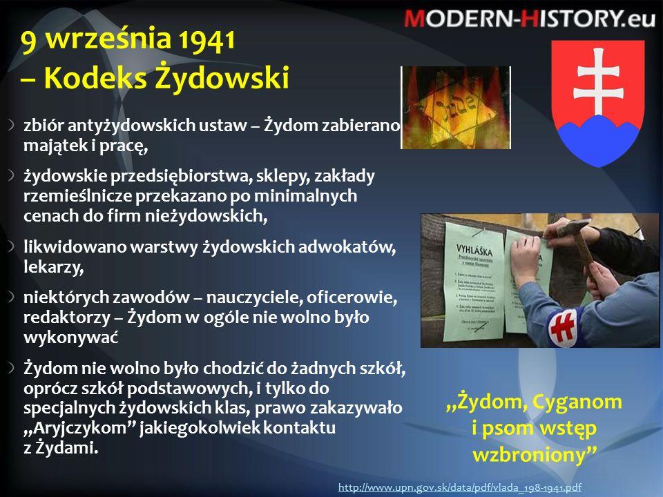 wyzwolenie Bratysławy marzec, kwiecień – Liptow, Orawa koniec marca – Komarno, Nitra N.