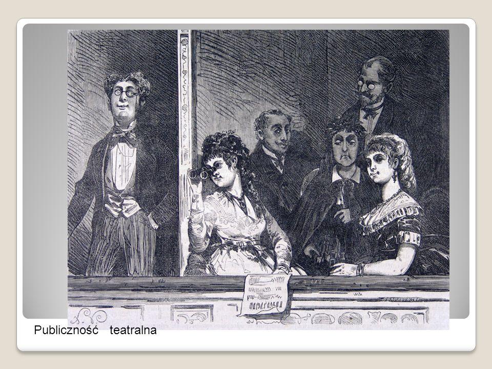 Publiczność teatralna